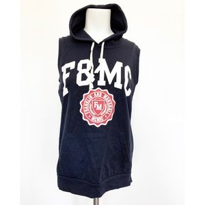 Franklin & Marshall MCMIC F&MC  Muscle Sweater